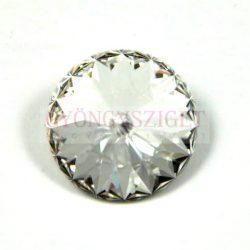 Swarovski rivoli 12mm - Crystal