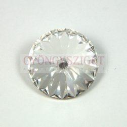 Swarovski rivoli 18mm -  Crystal