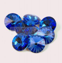 Swarovski rivoli 18mm - Sapphire