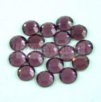 Swarovski ragasztható kristály - ss30 (6.32 - 6.50 mm) - Amethyst