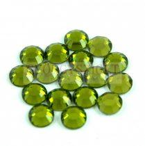 Swarovski ragasztható kristály - ss30 - Olivine