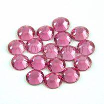 Swarovski ragasztható kristály - ss30 - Rose