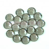 Swarovski ragasztható kristály - ss30 - Silver Night