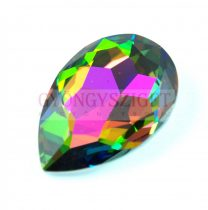 Swarovski - 4327 - 30x20 mm - körte alakú medál - Crystal Vitrail Medium