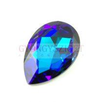 Swarovski - 4327 - 30x20 mm - körte alakú medál - Crystal Heliotrope
