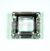 Swarovski - 4439 - Square Ring - 14 mm - Crystal CAL