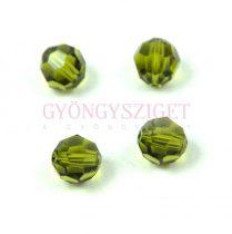 Swarovski MC round bead 6mm - olivine