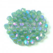 Swarovski bicone 3mm - Pacific  Opal Shimmer 2x
