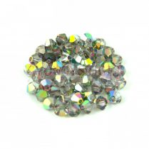 Swarovski bicone 3mm - Crystal Vitrail Medium