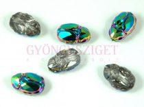 Swarovski - 5728 - Scarabaeus gyöngy - Crystal Scarabaeus Green - 12mm