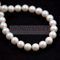 Swarovski Crystal Pearl - pearlescent white - 8mm
