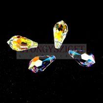 Swarovski - 6000 - 13x6.5mm - Crystal AB csepp