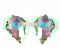 Swarovski - 6090 - Barokk Csepp - 16x11mm - Crystal Paradise Shine