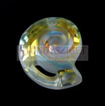 Swarovski - 6731 - Seasnail pendant - Crystal AB - 28mm