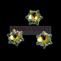 Swarovski - 6748 - 14mm - Edelweiss medál - Crystal AB