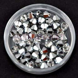Swarovski bicone 3mm - Crystal CAL
