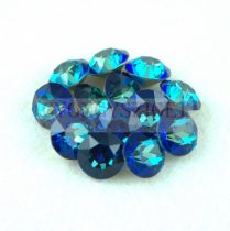 Swarovski chaton - 8mm -  Crystal Bermuda Blue  - 1088