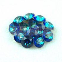 Swarovski chaton - 8mm -  Crystal Bermuda Blue  - 1088