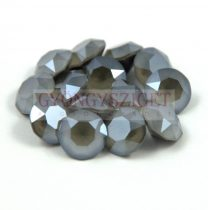 Swarovski chaton - 8mm -  Dark Grey