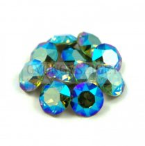 Swarovski chaton - 8mm -  Erinite Shimmer - 1088
