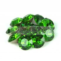 Swarovski chaton - 8mm -  Fern Green
