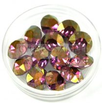 Swarovski chaton - 8mm -  Crystal Lilac Shadow  - 1088