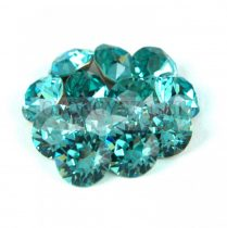 Swarovski chaton - 8mm -  Light Turquoise  - xirius
