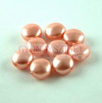 Swarovski Crystal Coin gyöngy - 5860 - 10mm - Rose Peach