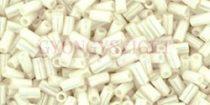 Toho szalmagyöngy – 122 - lüszteres navajo fehér-3mm
