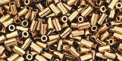Toho szalmagyöngy - 221 - bronz-3mm