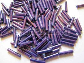 Toho szalmagyöngy - 461 - higher metallic grape-3mm