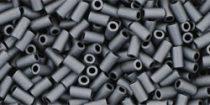 Toho szalmagyöngy - 611 - matt telt szürke -3mm