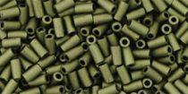 Toho szalmagyöngy - 617 - matt sötét oliva -3mm