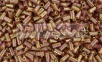 Toho szalmagyöngy - y184 - hybrid utlra rose gold topaz -3mm