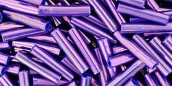 Toho szalmagyöngy - 461 - Higher Metallic Grape - 9mm