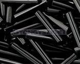 Toho szalmagyöngy - 49 - fekete - 9mm