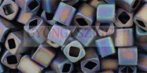 Toho kocka gyöngy - 615 - matte purple  iris - 1.5mm