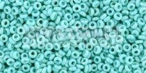 Toho demi round gyöngy - 413 - Opaque Rainbow Turquoise - 11/0
