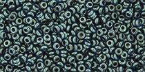 Toho demi round gyöngy - y910 - HYBRID Polychrome Blue Aqua - 11/0