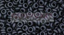Toho demi round gyöngy - 611 - matte gray - 8/0