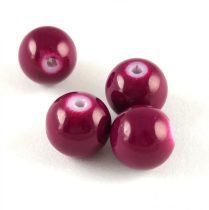 Tekla golyó gyöngy - Berry - 10mm