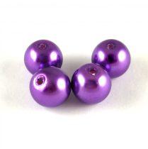 Tekla golyó gyöngy - Nut Pearl - 10mm