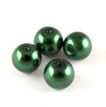 Tekla golyó gyöngy - Light Mint Pearl - 10mm