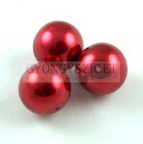 Tekla golyó gyöngy - Crimson - 16mm
