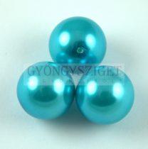 Tekla akril golyó gyöngy - Turquoise - 18mm