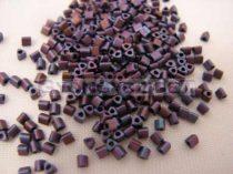 Toho háromszög gyöngy - 704 - matt metál androméda -11/0