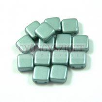 Tile gyöngy - pastel light montana - 6x6mm