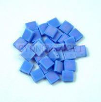 Miyuki tila gyöngy - 412lfr - Matte Opaque Periwinkle AB - 5x5mm