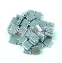 Miyuki tila gyöngy - 443 - Opaque Gray Luster - 5x5mm - 10g - AKCIOS