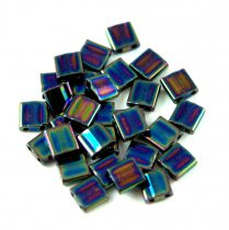 Miyuki tila gyöngy - 455 - Metallic Blue Iris -5mm - 10g - AKCIOS